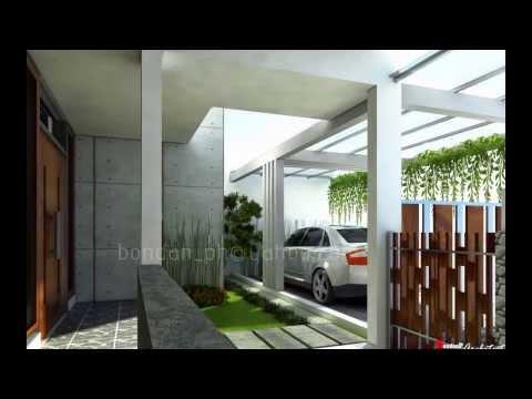 Mr Edi House - Modern House - Yogyakarta Indonesia