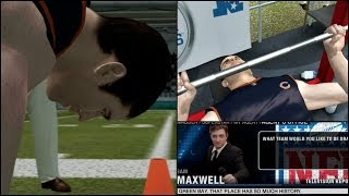 Madden NFL Draft & Combine Special - Where Will Johnny Manziel Get Drafted?