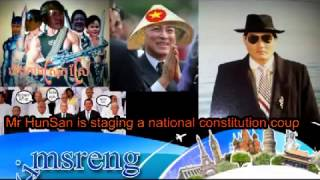 Khmer News, Mr Ear Kimsreng Said,  Mr Hu...