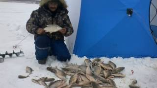 Рыбалка на К.В.Х.Хакасия..