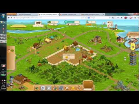 Big Farm - video ze hry
