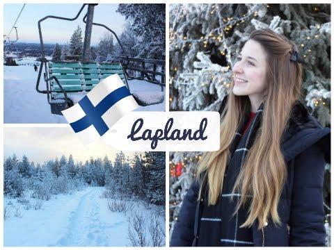LAPLAND | A Trip to Rovaniemi - Erasmus in Finland