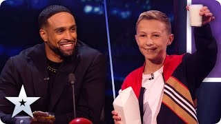 WOAH! Jasper Cherry makes the UNTHINKABLE, drinkable! | The Final | BGT 2020