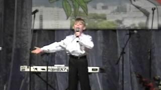 Ты так красиво, Подмосковье! Григорий Воробьев (10 лет)