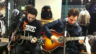 A Day To Remember - If It Means A Lot To You (acoustic)