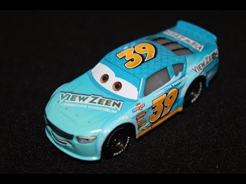 Mattel Disney Cars 3 Buck Bearingly View Zeen 39 Piston