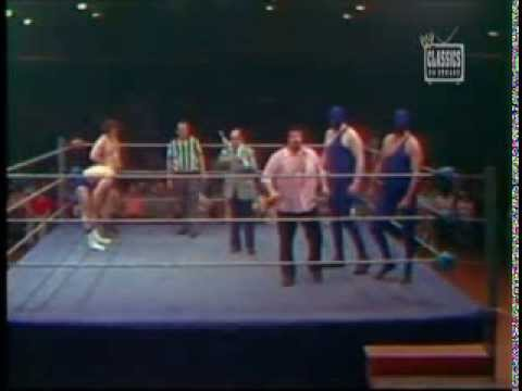 The Executioners- All Star Wrestling-3/10/76