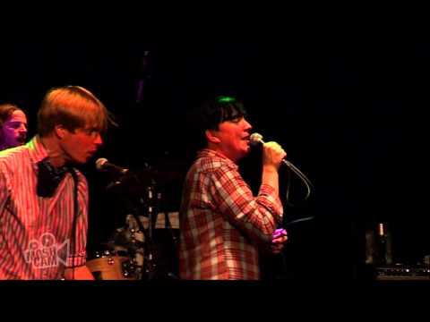 Art Brut - These Animal Menswear   (Live in Sydney) | Moshcam