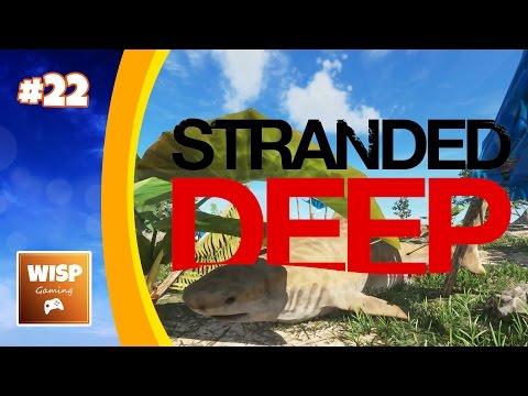 Stranded Deep: Basking Shark #22
