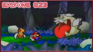 Paper Mario - The Never Ending Chain Mail & The Forever Forest - Episode 23