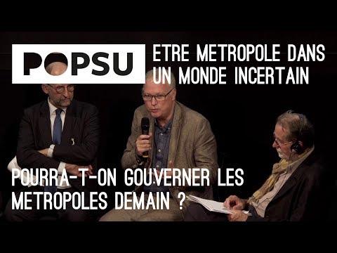 Pourra-t-on gouverner les métropoles demain ? - Table-ronde
