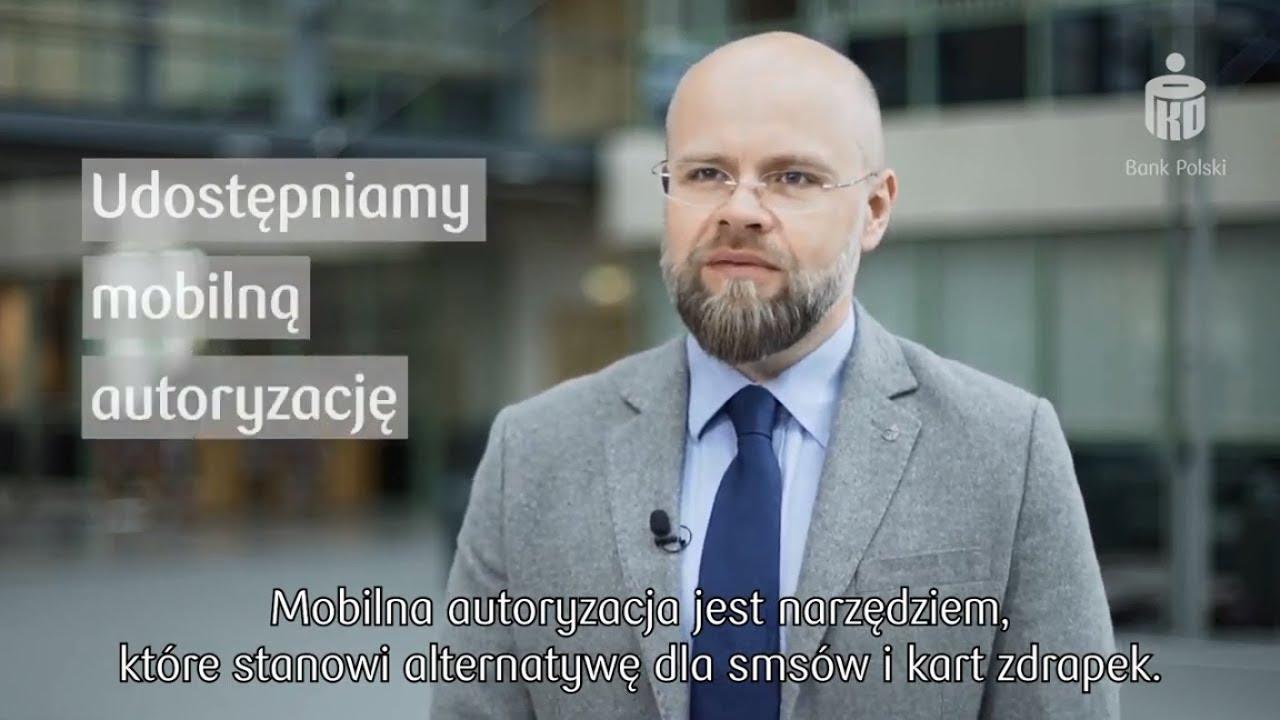 Mobilna autoryzacja w IKO | PKO Bank Polski