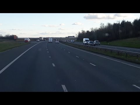 Scotch Corner to Doncaster A1(M)