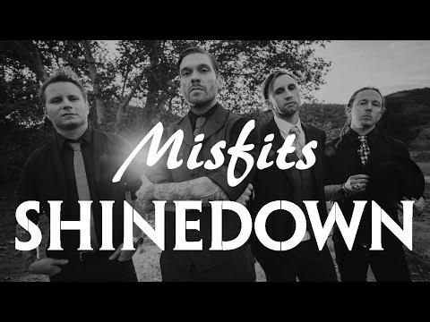 Shinedown - Misfits (Lyrics)