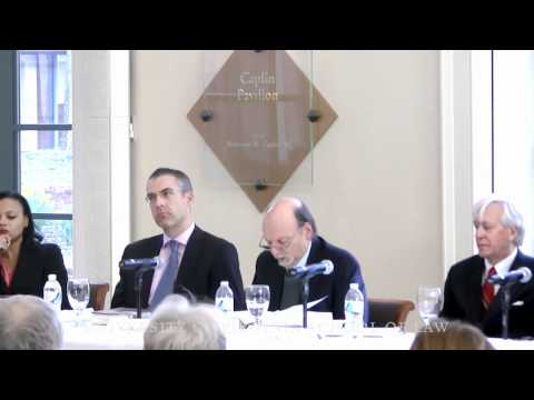 """Panel on Professor G. Edward White's Book """"Law in American History"""""""