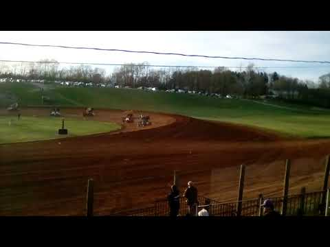 50k Heat Race 1 Bloomington Speedway 4 20 18