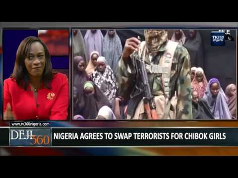 DEJI360 EP 124 Part 2: Nigeria agrees to swap terrorists for Chibok girls