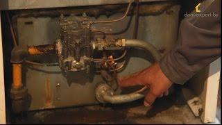 Старая система отопления и проблемы с водой?