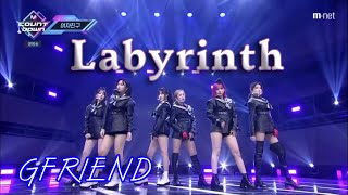 [GFRIEND (여자친구) - Labyrinth] Show TV | M COUNTDOWN 200220 EP…