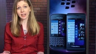 CNET Update - Sorry Z10, BlackBerry A10 coming soon