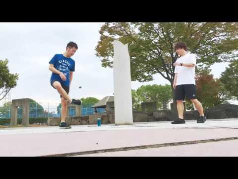 Henmo & Taishi フットバッグ フリーシュレッド2016/10/31