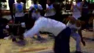 Capoeira Porto da Barra Albacete. Professor Baterista