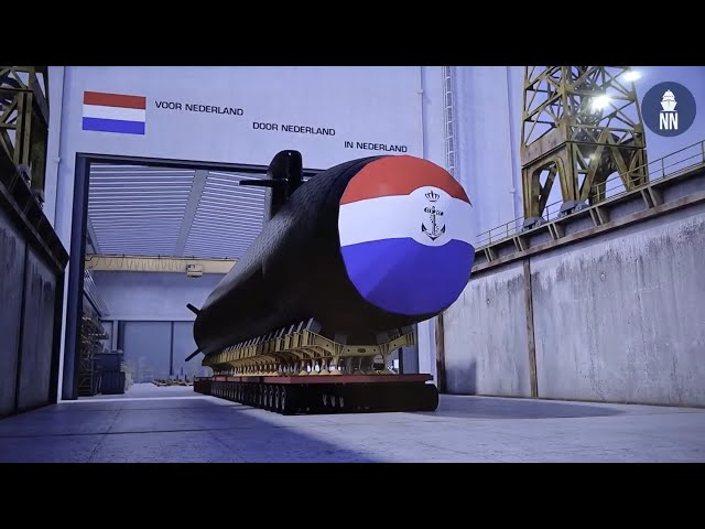 Naval Group IHC Team for the Dutch Walrus Submarine Replacement Program