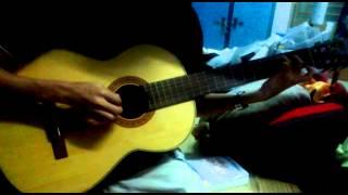 Tuyết mùa hè ( Đan Trường ) - guitar