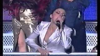 Spice Girls LIVE in Lyon. Spiceworld - The Tour. March 19, 1998. ht...