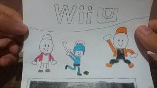 Drawing Nintendo