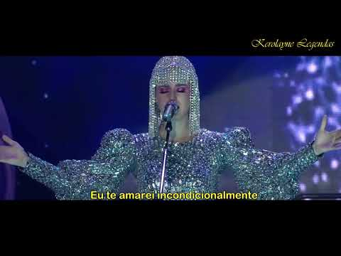 Katy Perry  Unconditionally Tour Rio 2018 LegendadoTradução