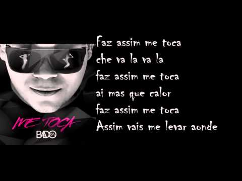 Badoxa - Me toca (letra) [2015]