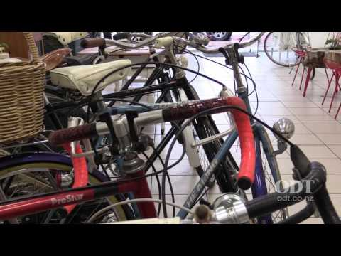 Dunedin bike library