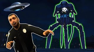 We Must Survive Alien Tripods in the City in Gmod! - Garry's Mod Survival Multiplayer