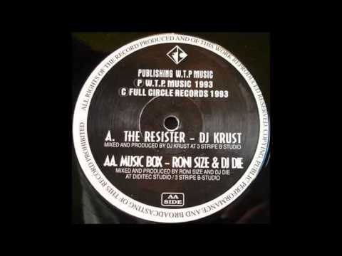 DJ Krust - The Resister