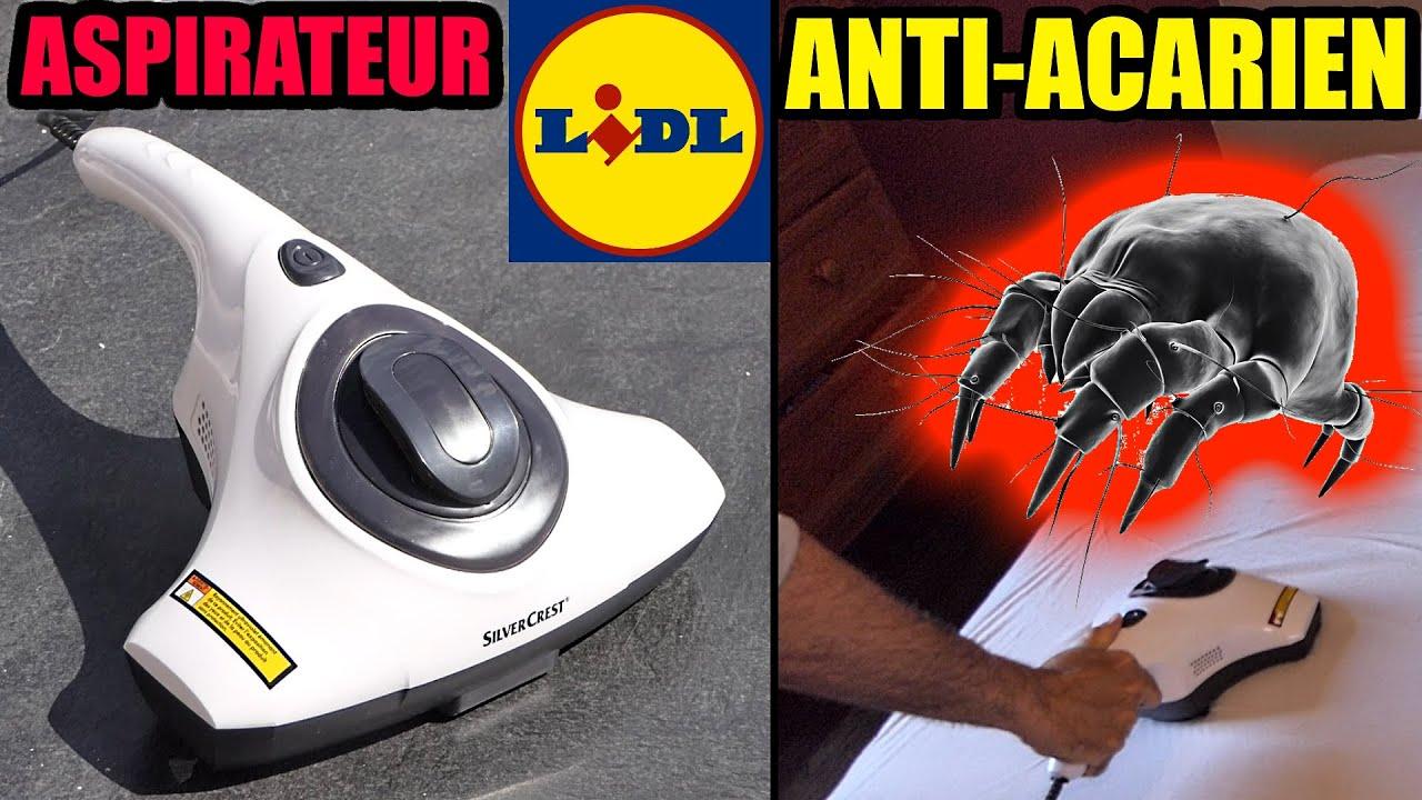Aspirateur Anti Acariens Lidl Silvercrest 300w Lampe Uv Germicide Anti Dust Mites Vacuum Cleaner Youtube