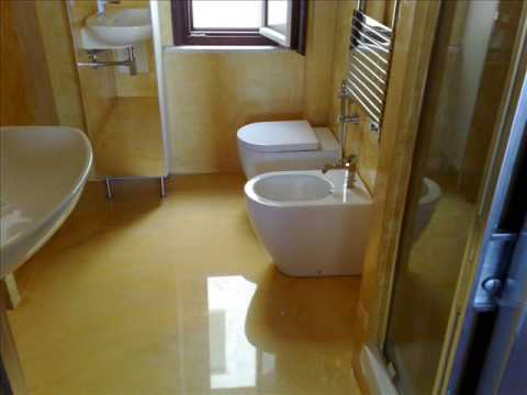 Pavimenti in resina youtube - Pavimenti bagno in resina ...
