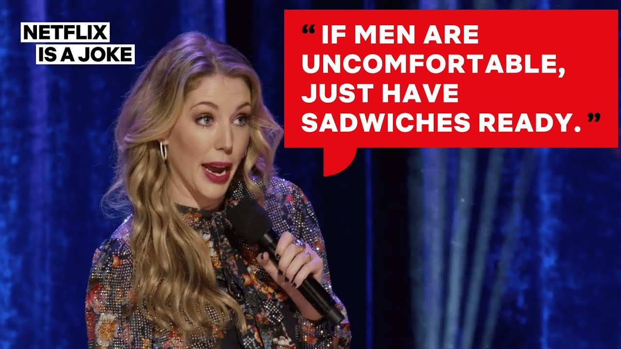 We Don't Need More Safe Spaces For Men | Katherine Ryan