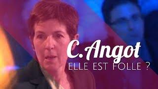 Christine Angot est-elle folle ?
