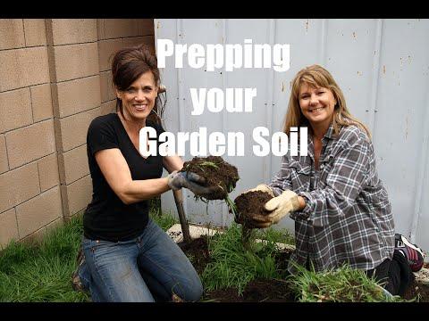$10 Garden Series #8   How To Prepare Your Garden Soil For Planting  Vegetables