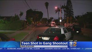 Baixar Boy, 13, Hit By Stray Bullet During Gang Shootout In Inglewood