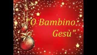 """""""O Bambino Gesù"""" - Canzone di Natale per bambini (brano/demo)"""