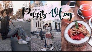 ПАРИЖ♡ Самый Инстаграмный Бранч, Ван Гог и Сакре Кёр// PARIS vlog