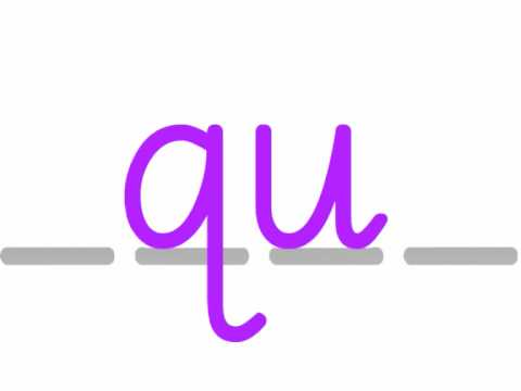 Letters Words That Start With Q