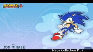 Sonic Mega Collection  History, Extras & Options Menu Remix | Mega Collection Plus