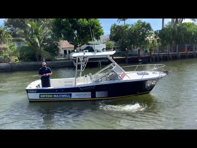 Dockmate® Demo Boat No Edits.