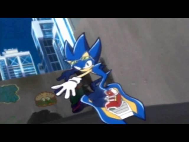 Sonic Riders Opening [HD 720p]
