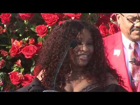 V Mornings - Chaka Khan will be the Grand Marshall of the Upcoming 2019 Rose Parade