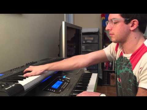 I play Porter Robinson - Sad Machine with live synth vocals!
