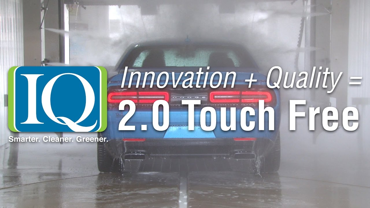 Iq 20 touch free car wash system youtube iq 20 touch free car wash system solutioingenieria Images